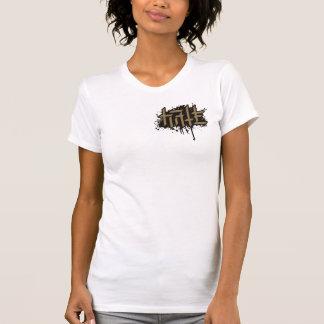 """Shooter Girl"" HATE T Shirt"