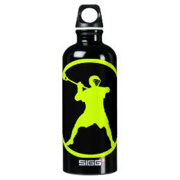 Shooter-green Aluminum Water Bottle