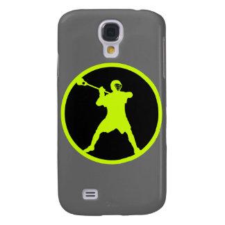 Shooter-green Samsung Galaxy S4 Cases
