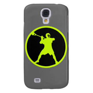 Shooter-green Galaxy S4 Cases