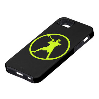 Shooter - green iphone 5 case