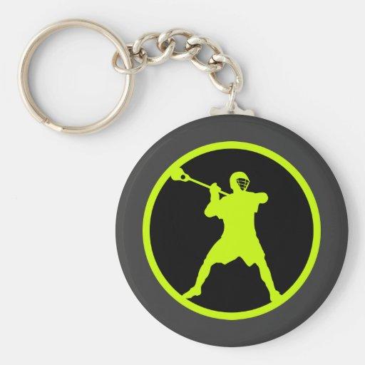 Shooter-green Key Chain
