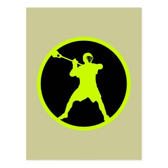 Shooter-green Postcard