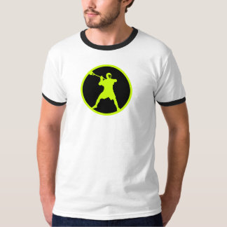 Shooter-green Shirt