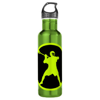 Shooter-green Stainless Steel Water Bottle