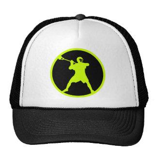 Shooter-green Trucker Hat