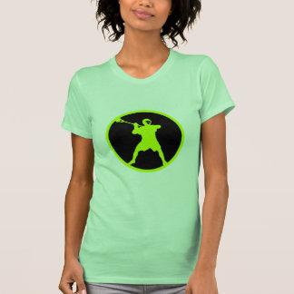 Shooter-green T-shirts
