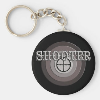 Shooter Keychain