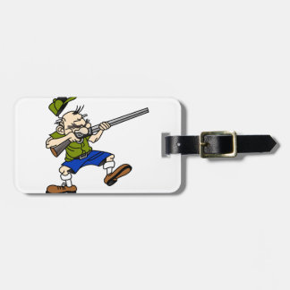 Shooter Luggage Tags