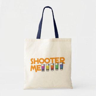 shooter me tote bag