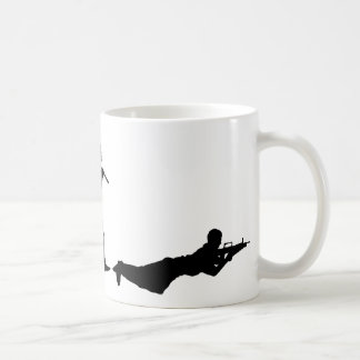 Shooter Classic White Coffee Mug