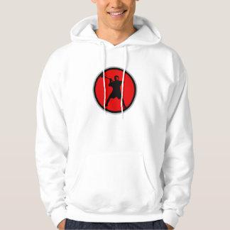 Shooter-red Hoodie