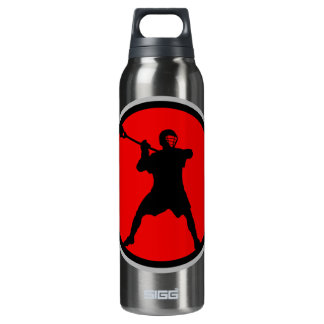Shooter-red Insulated Water Bottle
