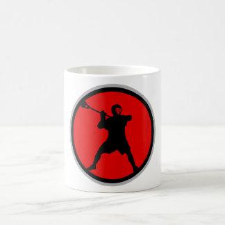 Shooter-red Coffee Mug