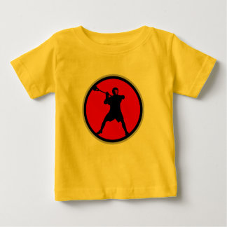 Shooter-red T-shirt