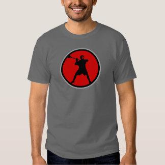 Shooter-red Tee Shirt