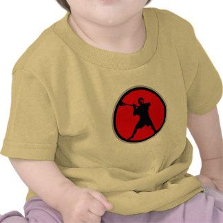 Shooter-red T-shirt