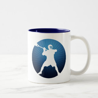 Shooter Two-Tone Coffee Mug