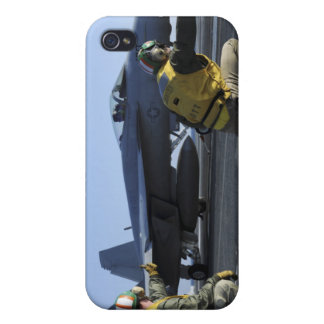 Shooters aboard the USS George HW Bush iPhone 4/4S Cases