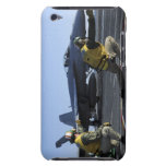 Shooters aboard the USS George HW Bush iPod Touch Case-Mate Case