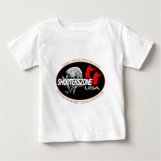 """Shooterszone """"Screaming Eagle"""" Baby T-Shirt"""