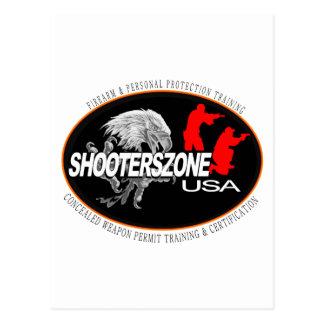 "Shooterszone ""Screaming Eagle"" Postcard"