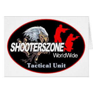 Shooterszone worldwide 2 card