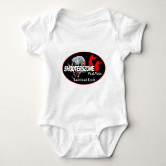 Shooterszone Worldwide Baby Bodysuit
