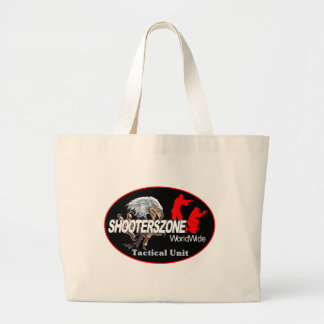 Shooterszone Worldwide Large Tote Bag