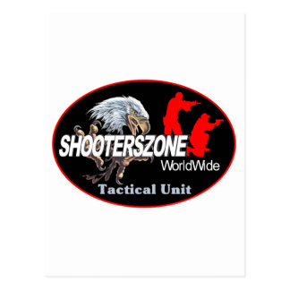 Shooterszone Worldwide Postcard