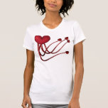 Shooting Hearts T Shirt Valentines
