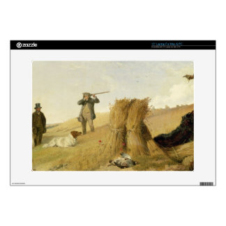 Shooting Partridge over Dogs (see also 63637) Laptop Skins
