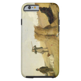 Shooting Partridge over Dogs (see also 63637) Tough iPhone 6 Case