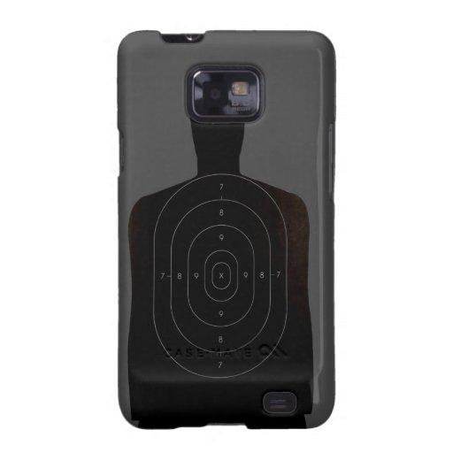 Shooting Range Target Samsung Galaxy S Case Galaxy SII Cover