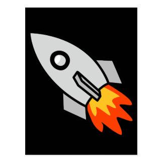 Shooting rocket Gifts Postcard