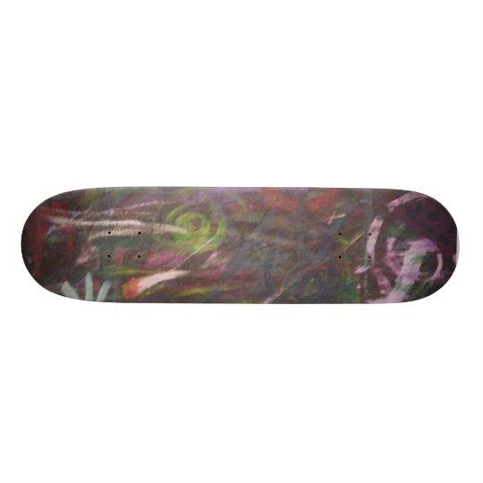 shooting spiral skateboard
