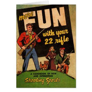 Shooting Sports Handbook Cards