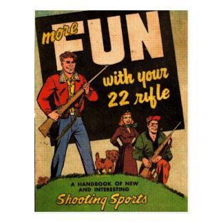 Shooting Sports Handbook Post Cards
