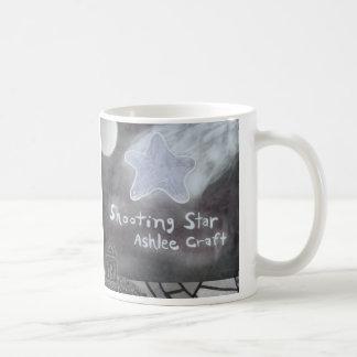 Shooting Star Album Artwork Mug