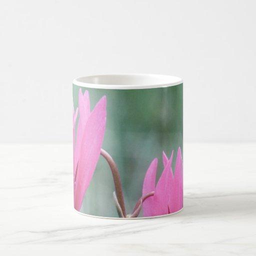 Shooting Star Flower Coffee Mug