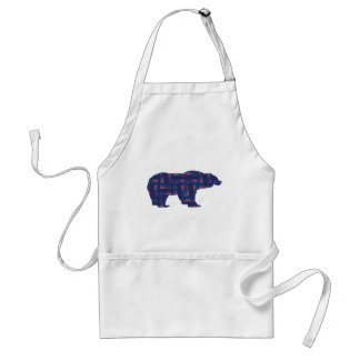 Shooting-Star-Mama-Grizzlie Adult Apron