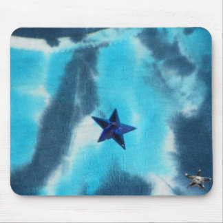Shooting Star Mouse Pad