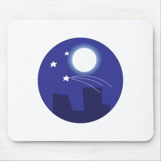 Shooting Star Mousepad