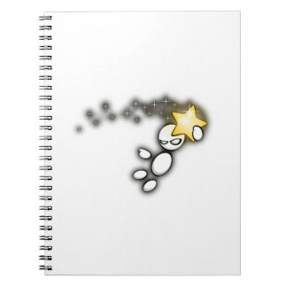 Shooting Star Note Book