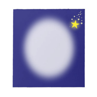 Shooting Star Notepads