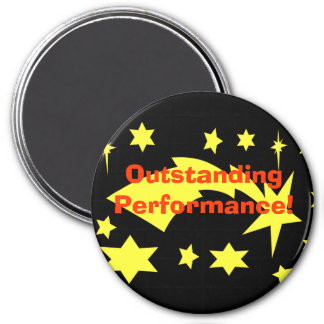Shooting Star Outstanding Performance Magnet