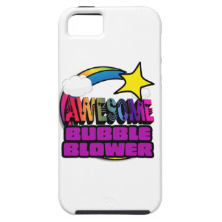 Shooting Star Rainbow Awesome Bubble Blower iPhone SE/5/5s Case