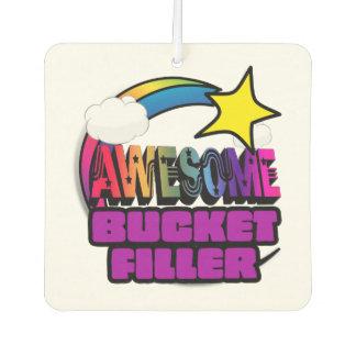 Shooting Star Rainbow Awesome Bucket Filler Air Freshener