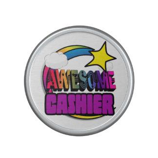 Shooting Star Rainbow Awesome Cashier Bluetooth Speaker