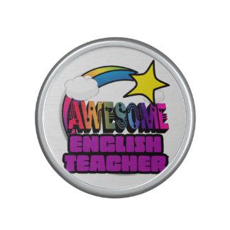 Shooting Star Rainbow Awesome English Teacher Speaker